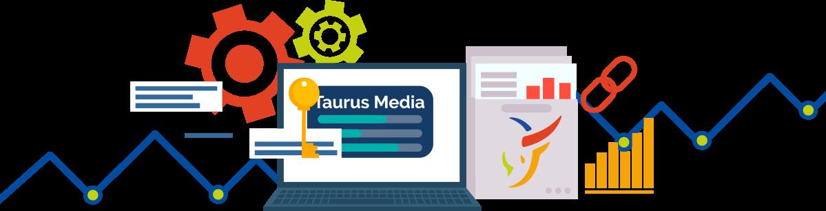SEO Paslaugos - Taurus Media